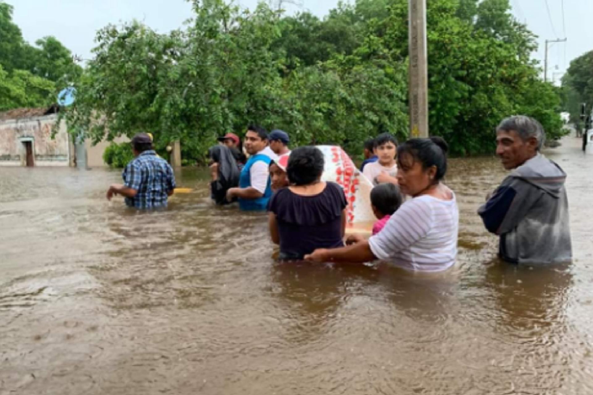 Fortalecer la resiliencia, ante la situación actual por la pandemia y los desastres naturales